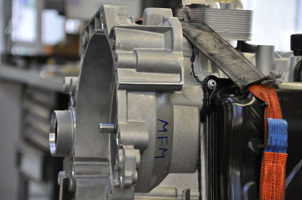 Superb DSG Getriebe Reparatur