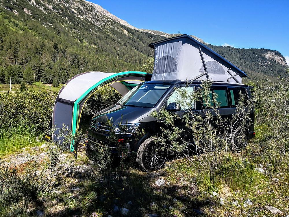 VW Camper von der California Werkstatt