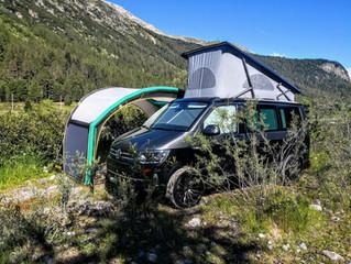 Perfekte VW Camper Ferien mit einem VW California von der California Werkstatt