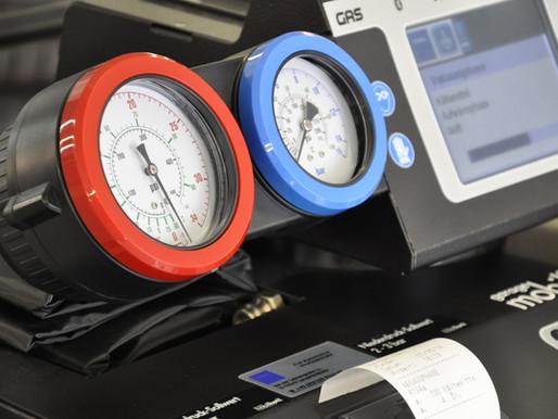 Klima-Service für nur CHF 148.- inkl. dem neuen R1234yf Kältemittel und Kälteöl. Vollautomatisiert m