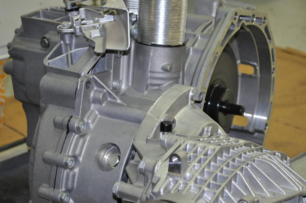 VW Golf R DSG Getriebe revidieren