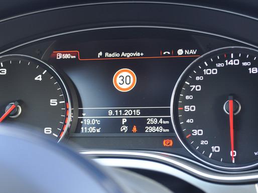 AUDI A6 A7 4G VZE Verkehrszeichenerkennung nachrüsten ab CHF 300.-, Codieren & Programmieren von