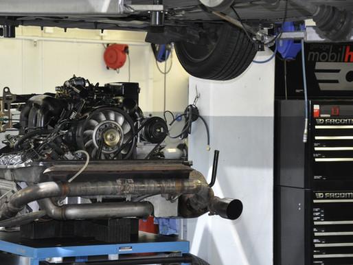 Porsche Getriebe Revision & Motor Revision | Porsche Inspektion & Service