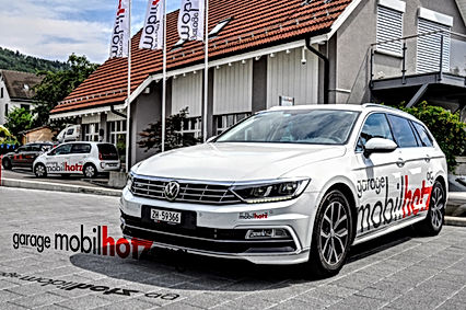 VW Passat Ersatzfahrzeug