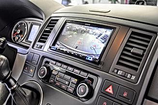 VW T6.1 California Tieftonlautsprecher n