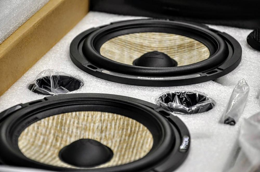 Soundsystem VW California T6.1 nachrüsten