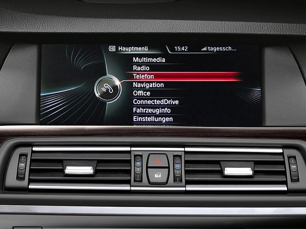 BMW X3 F25 Bluetooth nachrüsten