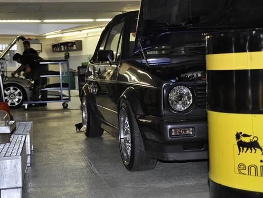 Motorrevision VW Golf 1, Komplettrevisonen von Motoren und Aggregaten