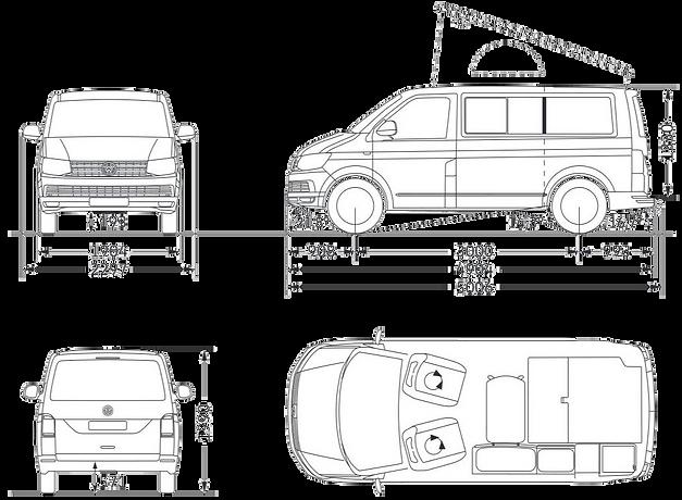 VW Camper mieten