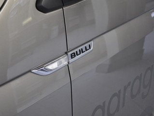Satz Original VW T6 Blulli Placketten / Bulli Emblem für die Seitenblinker CHF 50.-
