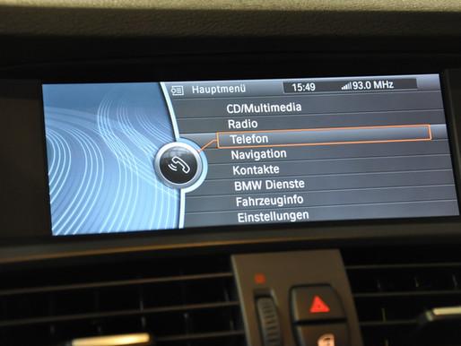 BMW X3 F25 Bluetooth Telefon nachrüsten