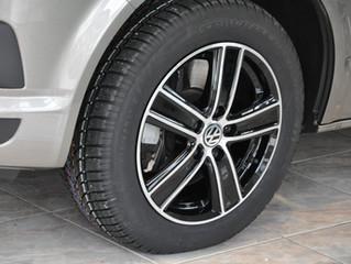 Alu Komplettrad für den VW T6, Komplettradsatz VW T6, Multivan, California, Replica Radsatz VW T6