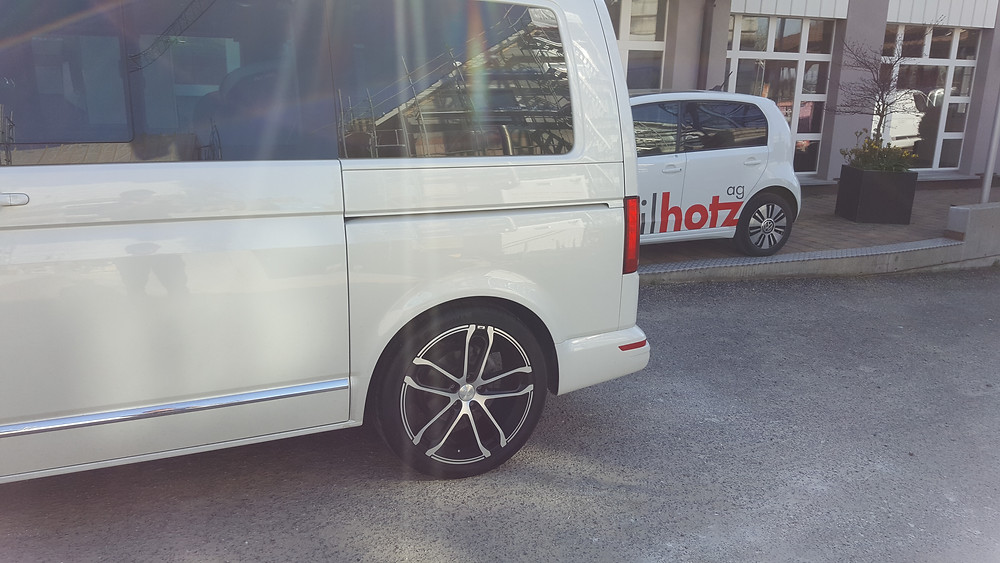 VW T6 ABT Radsatz 20 Zoll