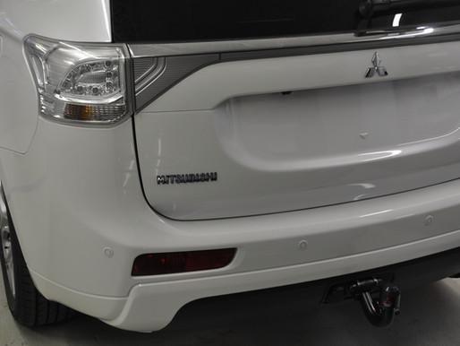 Mitsubishi Outlander, Anängerkupplung, Zugvorrichtung nachrüsten