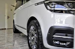 VW T6.1 OZ Retrofelgen