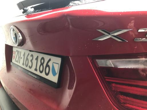 Carrosserie & Lacke | BMW | X3