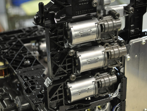 AUDI Q5 / SQ5 8R Mechatronik S-Tronic instand setzen, reparieren, revidieren, erneuern. Programmieru
