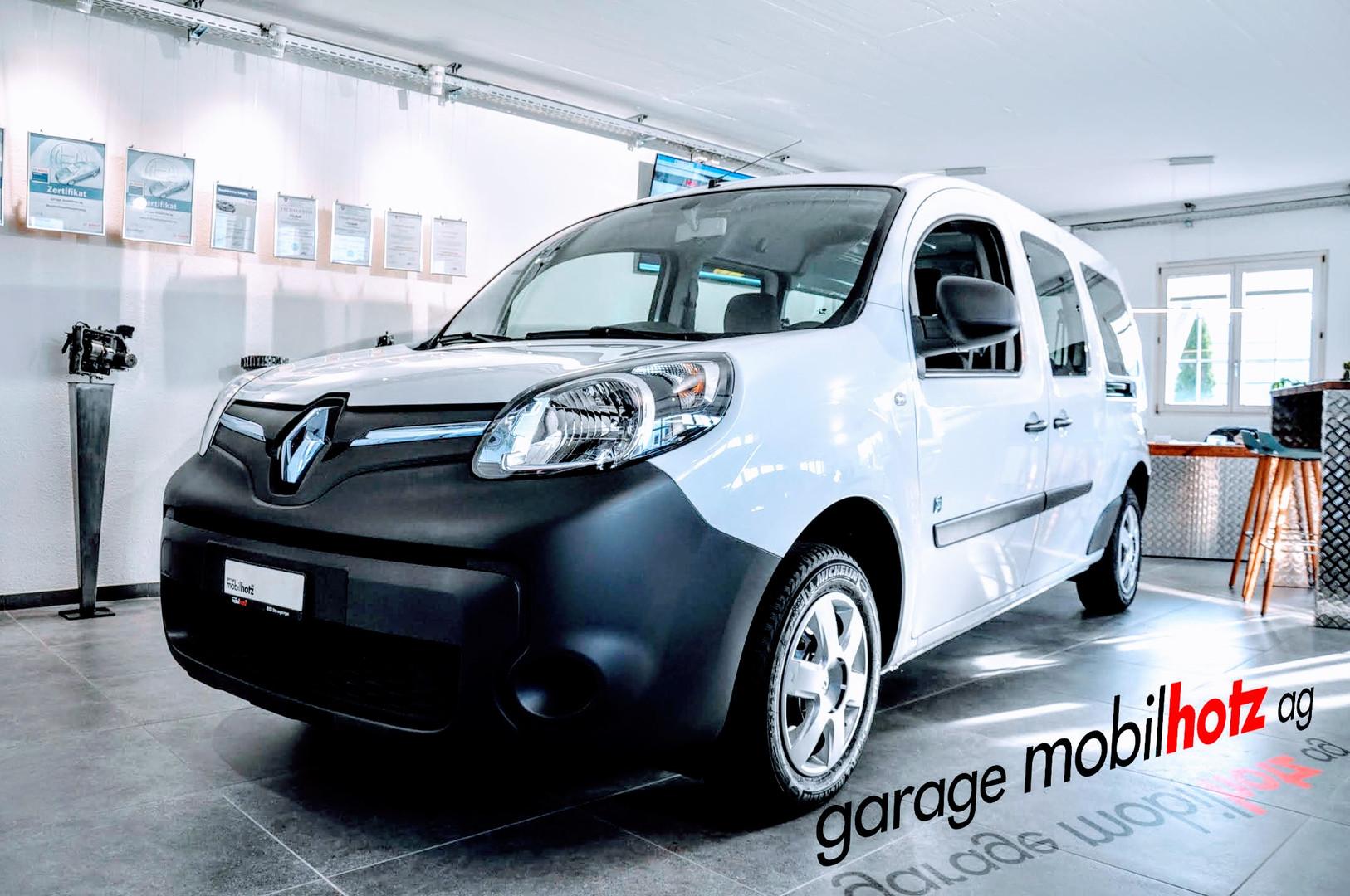 Kommissionsverkauf Renault Kangoo Elektr