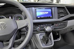 Navigation & Multimedia System von Alpine