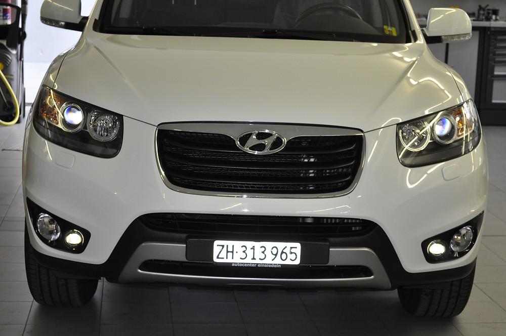 Hyundai Santafe LED Tagfahrlicht