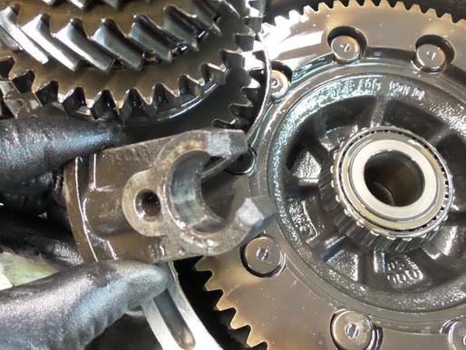 VW T4 Getriebe revidieren, Schaltgetriebe reparieren ab CHF 900.-