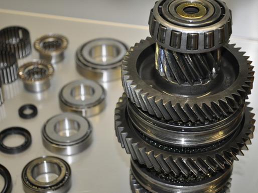 VW GOLF GTI R32 Getriebe revidieren, VW GOLF IV Getriebe reparieren