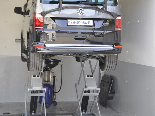 Kosten- Günstiger Service und Inspektion für VW / Volkswagen Nutzfahrzeuge, Zürich