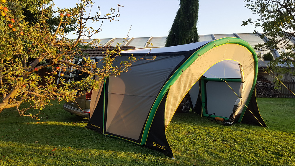 Gybe Campingzelt aufblasbar kaufen