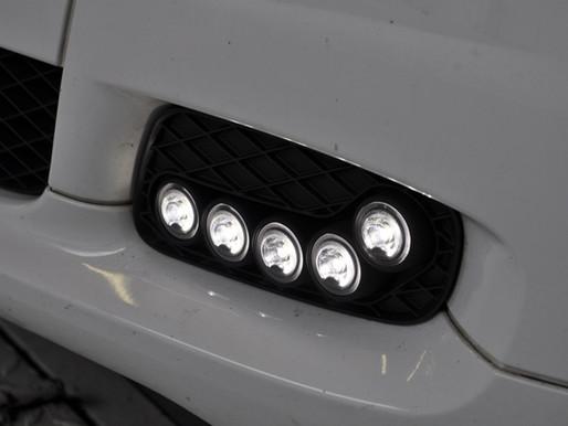 LED Tagfahrleuchten nachrüsten