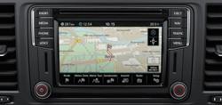 Radio Navigation, Multivan mieten