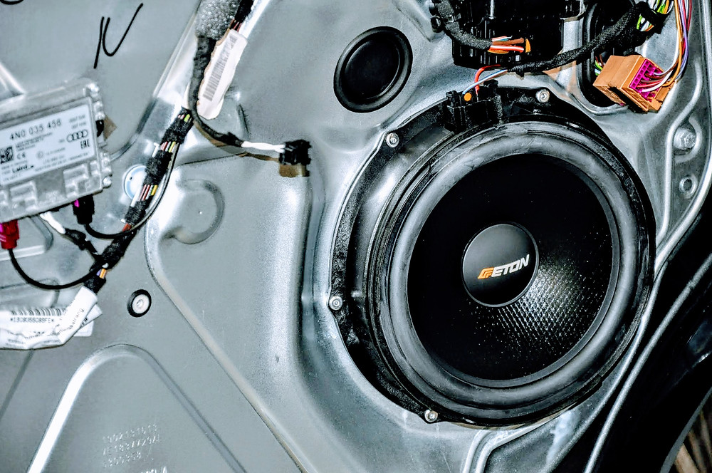 VW T6.1 HIFI Isolation Schall und Temperatur für den VW T6.1 California