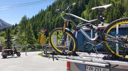 Fahrradträger für bis 4 Fahrräder