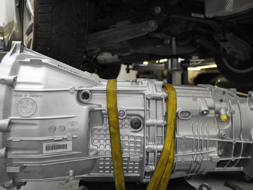 BMW Schaltgetriebe Revision, BMW Austausch Schaltgetriebe, BMW Getriebereparaturen.