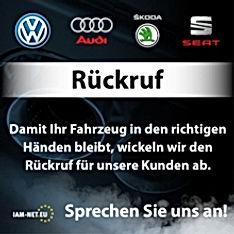 VW Abgas Rückruf