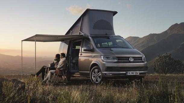 VW California mieten