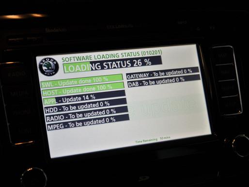 RNS 510 und Columbus Navigation, Software und Firmware- update für CHF 250.- inkl. neustem Kartenmat