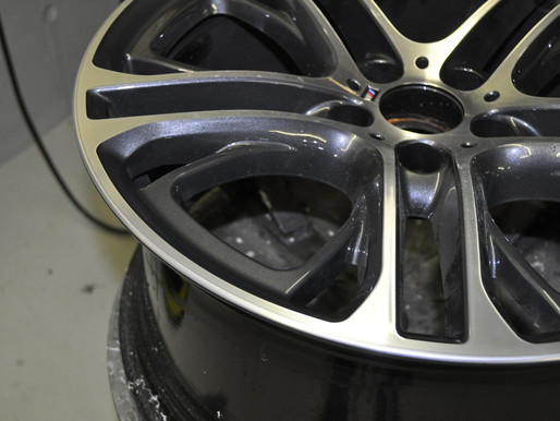 BMW X3 Felgen Reparatur
