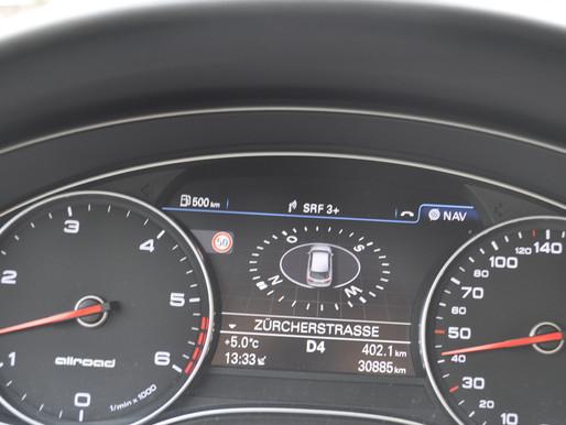 Audi A6 mit ACC Verkehrszeichenerkennung nachrüsten, freischalten ab CHF 300.-