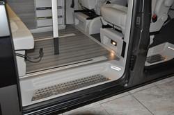 VW California Edelstahltrittbrett
