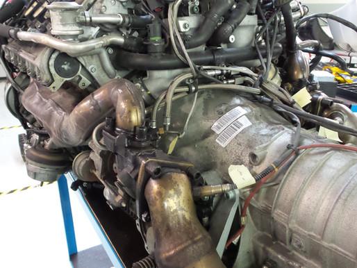 Audi RS6 Getrieberevision, Motor &  Anbauteile instand setzen, Aggregate: Motor & Getriebe a