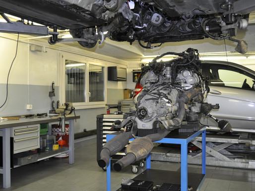 AUDI 4F RS6 Ölpumpe erneuern, Antirebsaggregat komplett aus-& einbauen, original Ölpumpe tausche