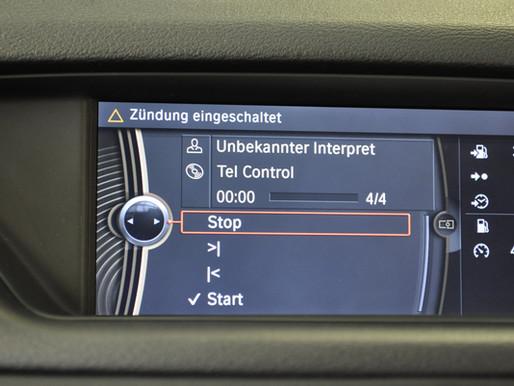 BMW X1 E84 Bluetooth Freisprecheinrichtung nachrüsten, Bluetooth Telefon Nachrüsten