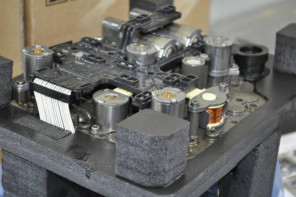 Probeverbau Mechatronik