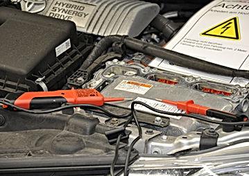 Reparaturen Service Elektrofahrzeuge