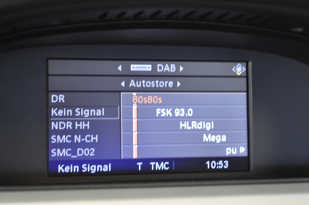 BMW E90 F30 DAB nachrüsten