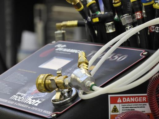 Automatikgetriebe Spülung für CHF 440.- inkl. Getriebeöl, alle Spültechniken sind möglich....