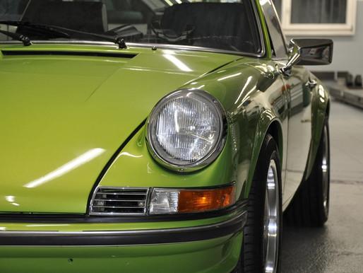Porsche 911 E 1971 | Restaurationen Mechanik und Elektrik | Zürich