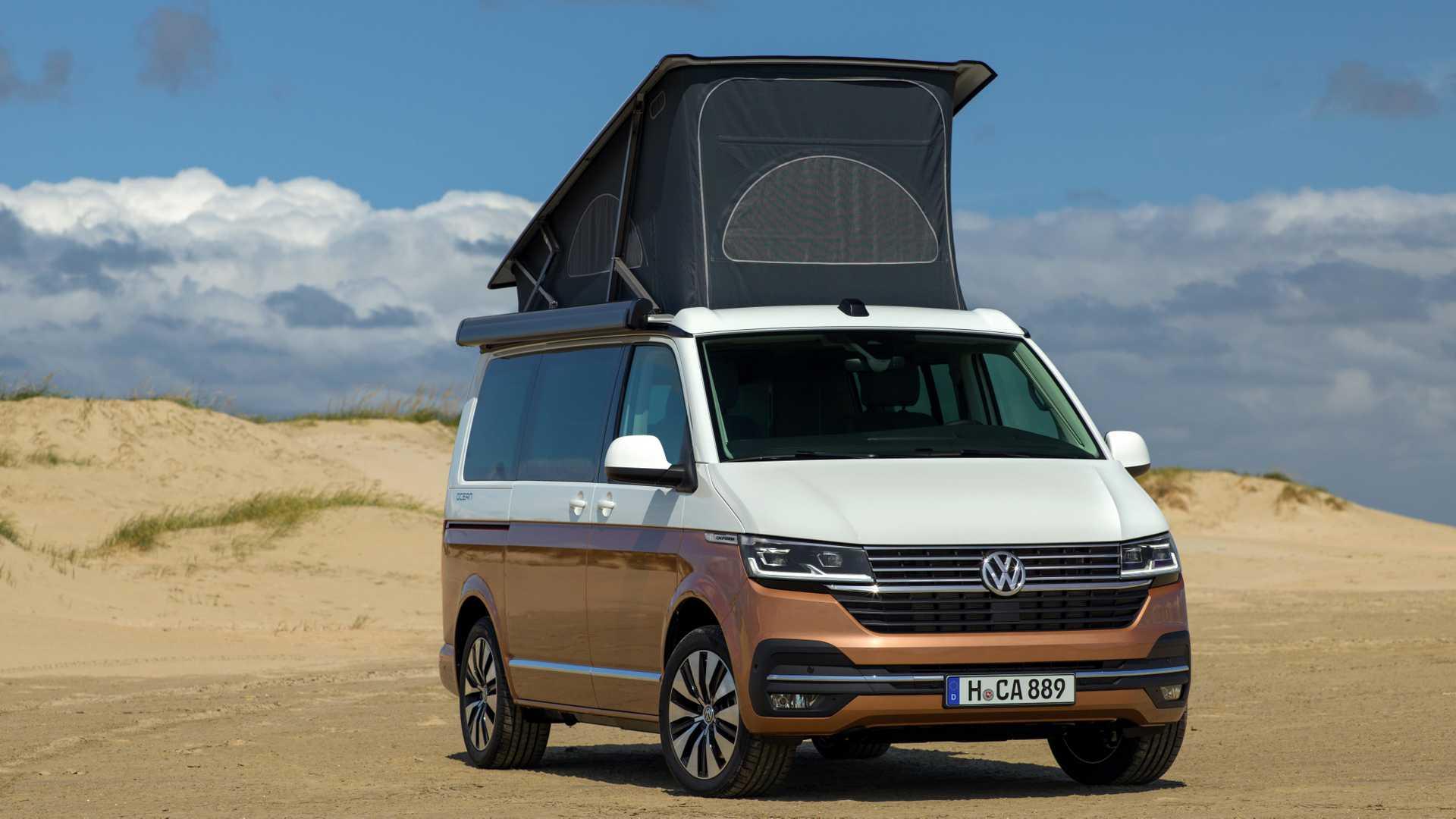 der neue VW California T6.1