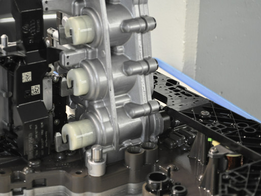 Audi 7 Gang DSG Getriebe, AUDI S- Tronic, Mechatronik Reparaturen und Revisionen. Mechatronik anlern