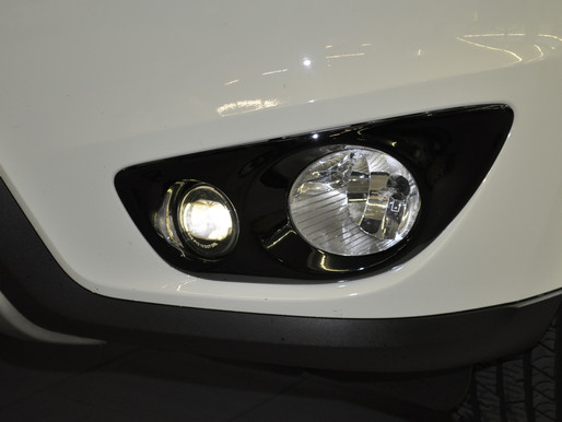 Hyundai Santafe LED Tagfahrleuchten nachrüsten